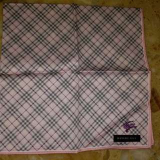 Burberry handkerchief