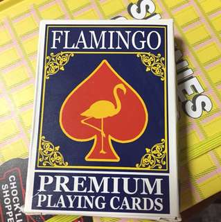 Flamingo Premium Playing Cards