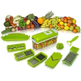 Nicer Dicer / Pisau Potong Buah Dan Sayuran Praktis