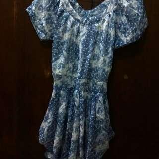 Dress polkadot (kesayangan)