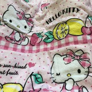 Hello Kitty dress type Towel