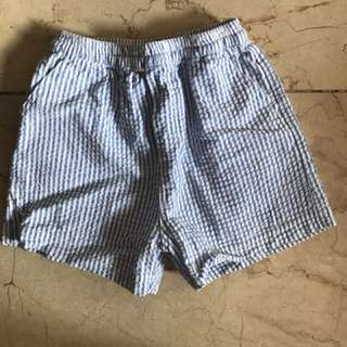 Rustans cotton shorts for 18 mos to 2 years old boy