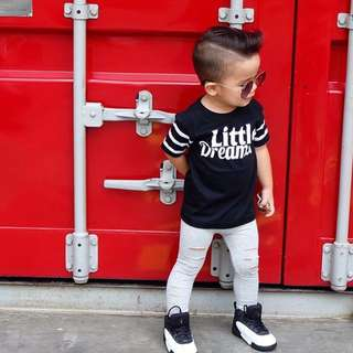 Kaos Black Little Dreamer