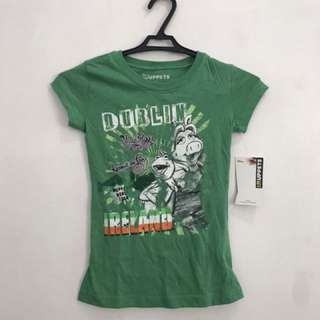 Muppets shirt for girls