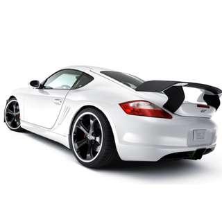 Porsche Cayman 987.1 and 987.2 Spoiler