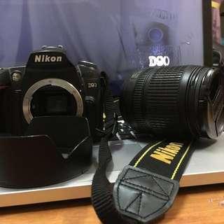 NIKON D90 sc below 30k
