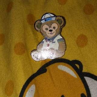 迪士尼襟章