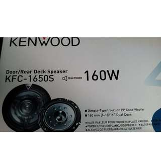 KENWOOD 6.5 Inch Speaker For Sale