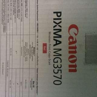 Jual Printer Canon Pixma MG3570