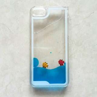 Case iPhone 5S/5G Aquarium
