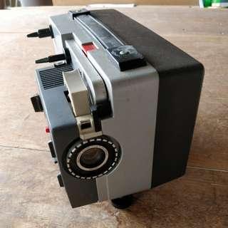 Sankyo dualux - 1000 Film Projector