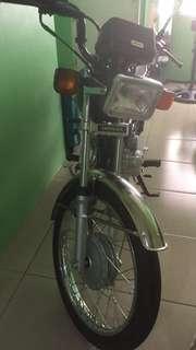 TMX 125 Alpha