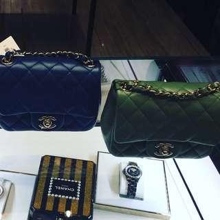 Chanel Classic Mini Square Flap