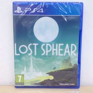(Brand New) PS4 Lost Sphear / R2
