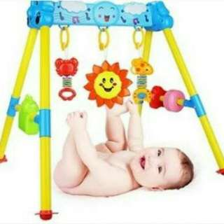 Toys censor baby