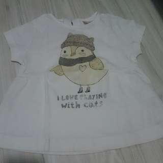 [RP] Zara Baby Shirt #NYB50 #MidJan55