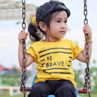kaos Be Brave