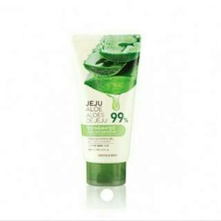 The Face Shop: Jeju Aloe Fresh Soothing Gel