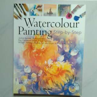 Watercolour Painting Step By Step
