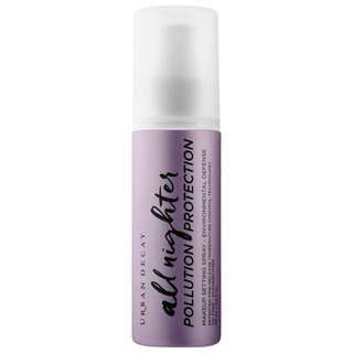 URBAN DECAY ALL NIGHTER POLLUTION PROTECTION ENVIRONMENTAL DEFENCE
