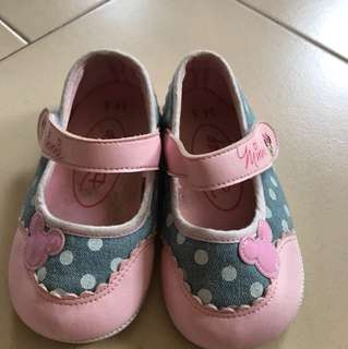 Authentic Disney Girls Shoes