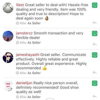 Reviews from customers✅