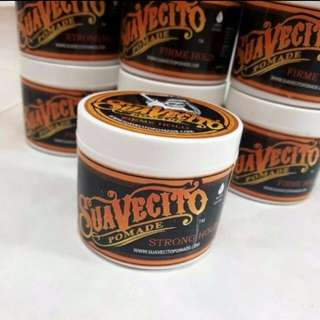 Suavecito Pomade Hold Gel Hair