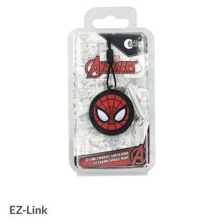 Ezlink charm - Spiderman