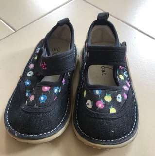 Denim shoes for kids