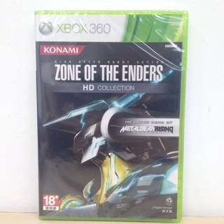 (Brand New) Xbox 360 Zone of the Enders: HD Collection / NTSC-J (English)