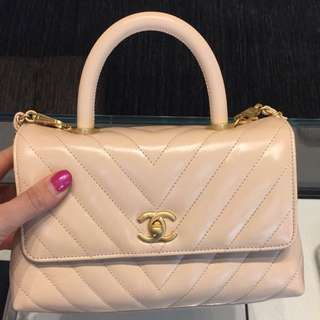 Chanel Mini Coco Handle