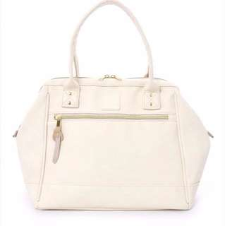 Anello Large Leather Tote (Authentic)