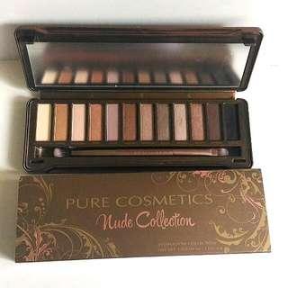 Pure Cosmetics Nude Eyeshadow Collection