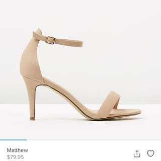 Verali Matthew Nude Heels
