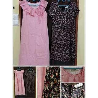 Preloved Maternity Dress (1)