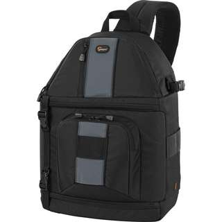 LOWEPRO SLINGSHOT 302 AW SLING BAG - BLACK
