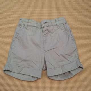 Baby shorts khaki