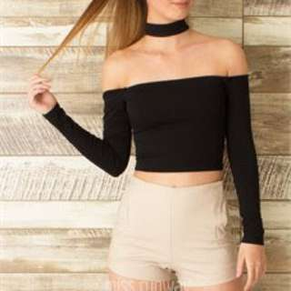 Luvalot Strapless Top