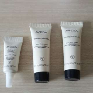 Aveda Demage Remedy ~ sample 3pc