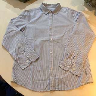Boy Collar long sleeve