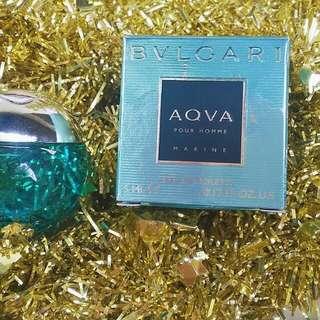 Bvlgari Aqva Marine Mini Perfume