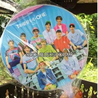 Ready Stock Wanna One Hand Fan