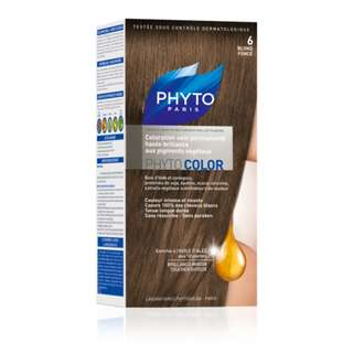 "PHYTO COLOR SHADE ""6 DARK BLOND"""