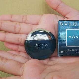 Bvlgari Aqva Mini Perfume