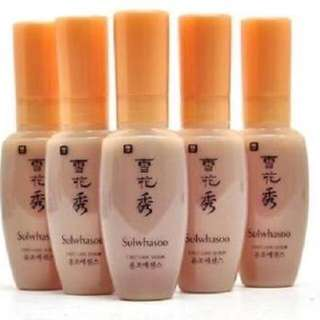 Sulwhasoo First Care Activating Serum Sample