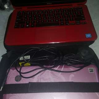 Laptop only hp left