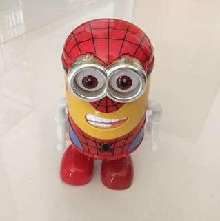 Minion spiderman