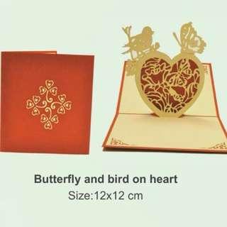 Love card Valentine's Day