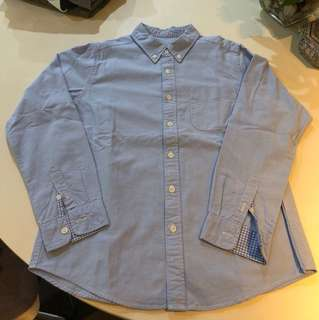 Boy Collar long slerve
