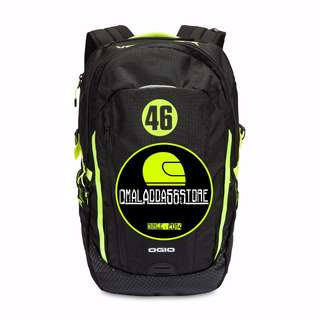 VR46 BACKPACK APOLLO (LIMITED EDITION) 100% ORIGINAL